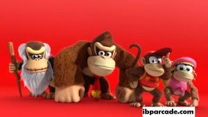 Donkey Kong, Gameplay Berfokus Pada Manuver Karakter Utama
