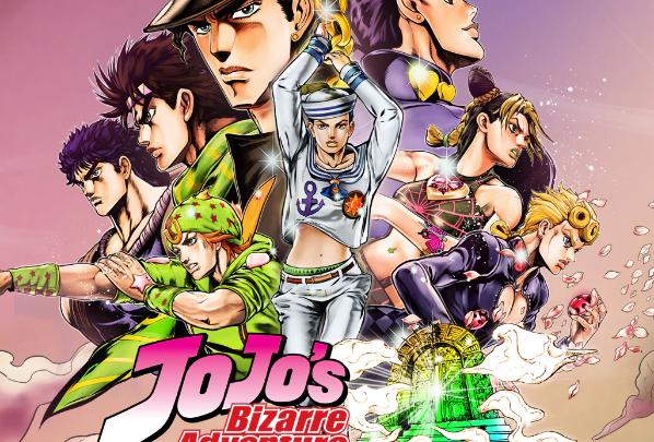 Game Gratis Arcade Unik JoJo's Bizarre Adventure 2021